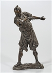 Japanese Bronze Figure