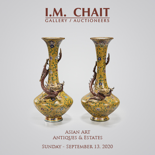 Asian Art, Antiques & Estates Sunday 9/13/2020
