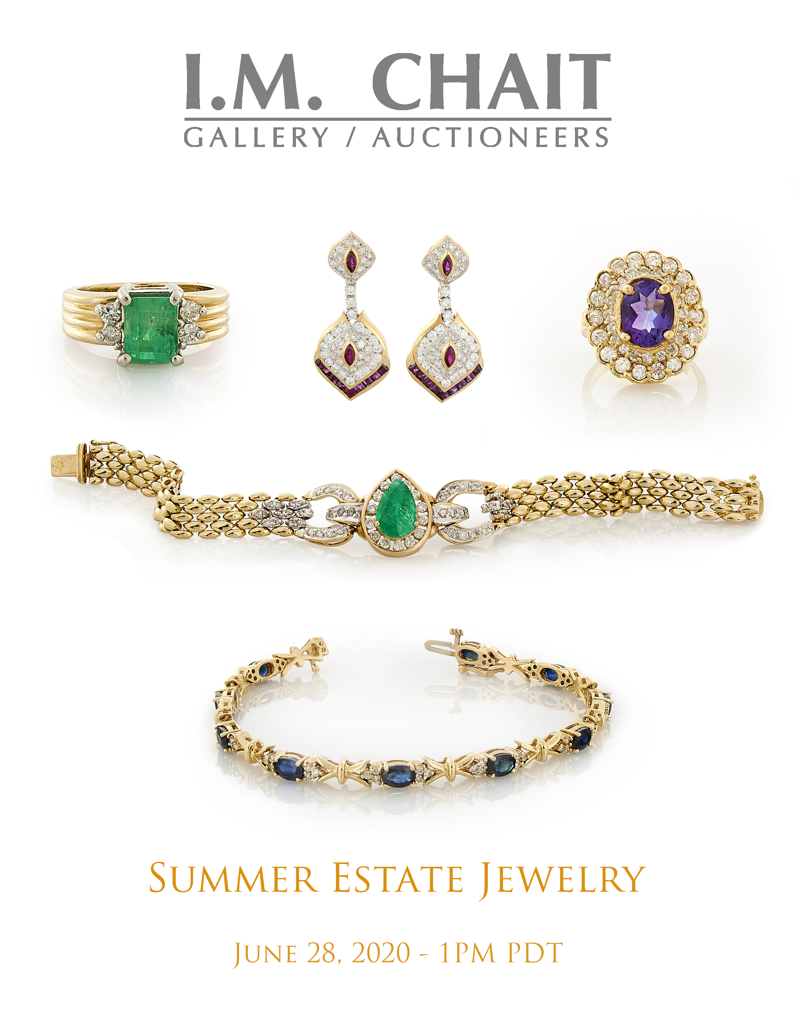 Summer Estate Jewelry 6-28-2020